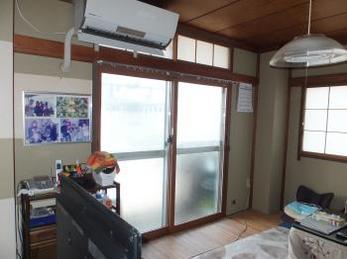 結露と寒さ対策で内窓を設置して欲しい!